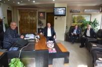 TACETTIN ÖZKARAMAN - Başkan Yaman'a Ziyaretler