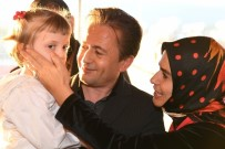 SIĞINMACI - Başkan Yazıcı Ve Eşi, Tuzla'dan Hatay'a Gönül Köprüsü Kurdu