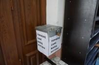 GÜVENLİK KAMERASI - Camideki Hırsızlık Anı Güvenlik Kamerasına Yansıdı