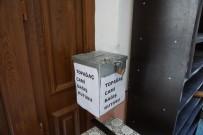 GÜVENLİK KAMERASI - Camiden Hırsızlık Kameraya Yansıdı