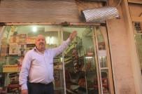 HIRSIZ - Çay Hırsızları Güvenlik Kamerasına Yakalandı