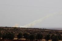 ÖZGÜR SURİYE - CNRA Ve Fırtına Obüs Toplarıyla DEAŞ Hedefleri Vuruluyor