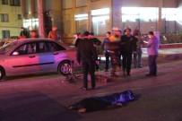 HITIT ÜNIVERSITESI - Çorum'da Trafik Kazası Açıklaması 1 Ölü