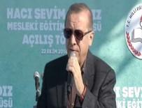 RAKKA - Cumhurbaşkanı Erdoğan: El Bab'a mecbur ineceğiz