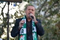 İÇIŞLERI BAKANLıĞı - Erdoğan Açıklaması 'Zihnini, Gönlünü Pensilvanya'daki Şarlatana Tapulamış Olanların Bu Milletle İrtibatı Kalmamıştır'