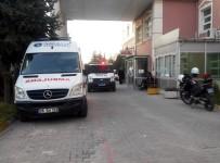 GÖLBAŞI - Eskişehir'de Silahı Kavga Açıklaması 2 Yaralı