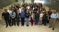 GEZIN - Ezel Akay'dan Gençlere Çağrı Açıklaması 'Kısa Film Çekin, Dünyayı Gezin'
