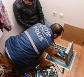GÜVENLİK KAMERASI - Fetullah Gülen'in Sağ Kolunun Aksaray'daki Villasına Operasyon