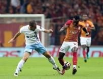 MUSTAFA YUMLU - Galatasaray: 0 - Trabzonspor: 1