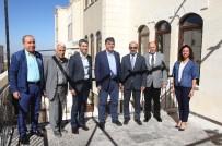 MUZAFFER YALÇIN - Gaziantep Konakları Ev Sahipleri İle Buluştu