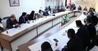 TARıM - Genç Çiftçi Projesi Değerlendirme Toplantısı Yapıldı