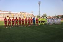 GÖZTEPE - Göztepe İle Eskişehirspor 39. Randevuda