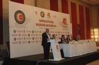 PARTİLİ CUMHURBAŞKANI - HAK-İŞ Kuruluşunun 41. Yılını Kutladı