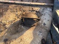 YAKIT DEPOSU - Ham Petrol Hırsızları Suçüstü Yakalandı