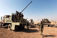 HASTANE - Irak Ordusu Hristiyan Köyü Karakuş'ta İlerliyor
