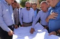 KANALİZASYON - Karaman'da Alt Geçit Çalışması