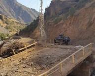 BORDO BERELİLER - Kato Dağı'nda Operasyon Sona Erdi