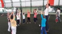 SAĞLIKLI YAŞAM - Köşk Anaokulu Spor Yapıyor