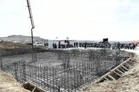 ABDULLAH ÖZER - Kultudüğün'de Cami Temeli Dualarla Atıldı