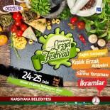 KARŞIYAKA - 'Lezzet Festivali' Karşıyaka'da Başlıyor