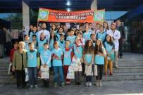 BULDUK - Melikgazi Belediyesi Çocuk Meclisi Üyeleri Kitap Fuarında