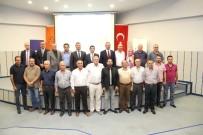 İŞKUR - MTOSB'de Alacakların Yeniden Yapılandırılması Anlatıldı