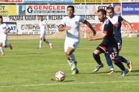 NAZİLLİ BELEDİYESPOR - Nazilli Belediyespor- Zonguldak Kömürspor (0-3)