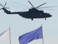 HELIKOPTER - Rusya'da helikopter kazası: 19 ölü, 3 yaralı