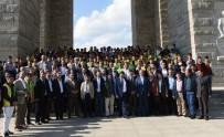 YUSUF ZİYA ÇELİKKAYA - Şanlıurfalı Öğrenciler Çanakkale'de Tarihe Yolculuk Yaptı