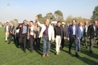 KOCAELI ÜNIVERSITESI - Şehit Halisdemir'in Adı Spor Tesisinde Yaşayacak