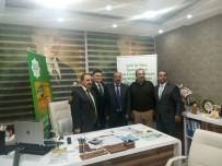 ESNAF ODASı BAŞKANı - Şekerbank'tan Karabüklü Şehir İçi Yolcu Taşımacılığı Yapan Esnaf Ve Firmalara Özel Destek