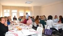 BELEDİYE MECLİSİ - Süleymanpaşa Kent Konseyi Kadın Meclisi Dayanışma Toplantısı Düzenledi