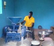 AFRIKA - TİKA Togo'da 10 Köye Değirmen İnşa Etti