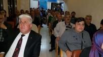 SINIR GÜVENLİĞİ - Türk Ocaklarında 'Fırat Kalkanı Ve Musul Harekatı' Konuşuldu