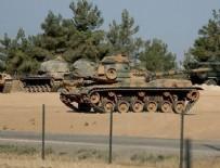 HATAY VALİSİ - Türk tanklarının Suriye'ye girdiği iddiasına yalanlama
