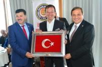 BEYLIKDÜZÜ BELEDIYESI - Türkiye'nin Muhtarları Beylikdüzü'nde Buluştu