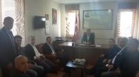 MALATYASPOR - Yeni Malatyaspor Yönetiminden Ziraat Mühendisleri Odasına Ziyaret