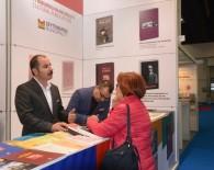 TÜRKIYE YAZARLAR BIRLIĞI - Zeytinburnu Belediyesi Kültür Yayınları Frankfurt'ta Kitapseverlerle Buluştu