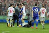 MEHMET ERDEM - 1. Lig Maçında Ortalık Karıştı