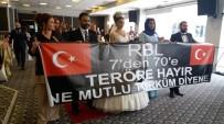 DEFİLE - 15 Temmuz Gazilerine Bir Destek De Modacılardan Geldi