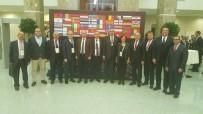ERZURUM VALISI - Avrupa Olimpiyat Komitesi'nden Vali Azizoğlu'na EYOF İçin Tam Destek