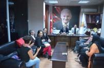 AVRUPA PARLAMENTOSU - Avrupalı Parlamenterlerden AK Parti'ye Ziyaret