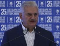 CHP - Başbakan Yıldırım'dan Kılıçdaroğlu'na FETÖ göndermesi