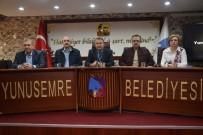 İÇIŞLERI BAKANLıĞı - Başkan Çerçi Toplu İşyeri Yapı Kooperatifi Üyeleriyle Buluştu
