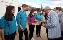 İBRAHIM KARAOSMANOĞLU - Başkan Karaosmanoğlu, Aşure Programına Katıldı