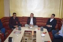 BASIN MENSUPLARI - Başkan Mehmet Yıldırım, Basın Mensupları İle Bir Araya Geldi