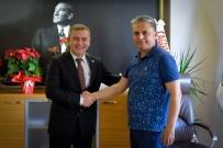 GÜLER YıLMAZ - Başkan Uysal'dan Baro Başkanı Balkan'a Nezaket Ziyareti