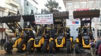 TARıM - Bulancak Belediyesi Makina Parkını MST İle Büyütüyor