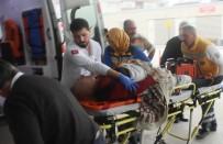 ALANYURT - Bursa'da İlginç Kaza Açıklaması Eski Eşinin Yakınlarından Kaçarken...