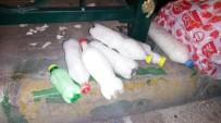 METAMFETAMİN - Canlı Bomba Sanıldı, Çantasından 750 Bin Liralık Uyuşturucu Çıktı